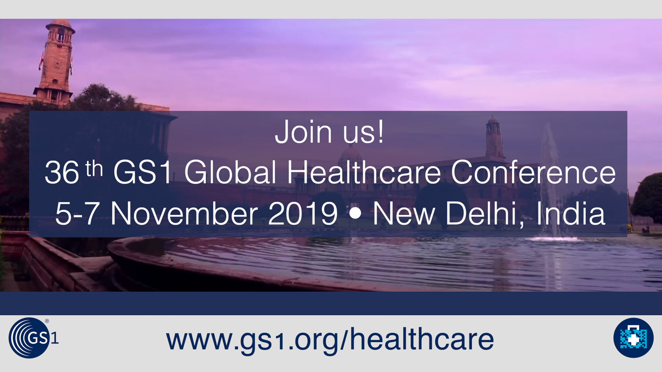 GS1 | Healthcare Event 2019